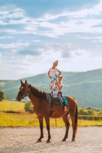 cvicenie na koni